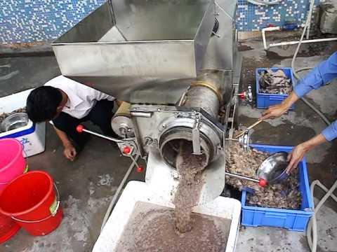 Giá máy tách xương cá